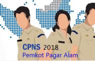 PERPANJANGAN WAKTU PENDAFTARAN CPNS 2018 KOTA PAGAR ALAM