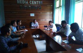 Diskominfo Kab. Bengkulu Selatan Studi Banding ke Diskominfo Kota Pagar Alam