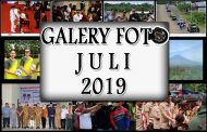 Galeri Foto Kegiatan Pemkot Bulan Juli 2019
