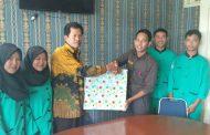 Sekretaris Dinas Kominfo Kota Pagar Alam Melepas 6 Siswa/i Praktek Kerja Industri SMK Muhammadiyah Pagar Alam
