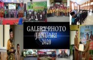 Galeri Foto Kegiatan Pemkot Bulan Januari 2020