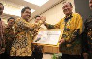 Kadiskominfo Hadiri Rakor Teknis LPPL dan Terima Penghargaan