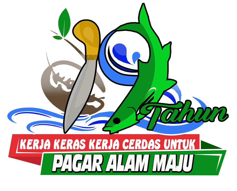 Makna Gambar Logo Hari Jadi Kota Pagar Alam Ke 19 Diskominfo