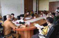 Rapat koordinasi Persiapan Peringatan HUT ke-75