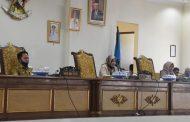 Rapat Paripurna VI Yang Dipimpin Ketua DPRD Kota Pagar Alam